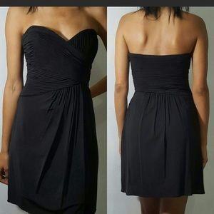 BCBC strapless dress
